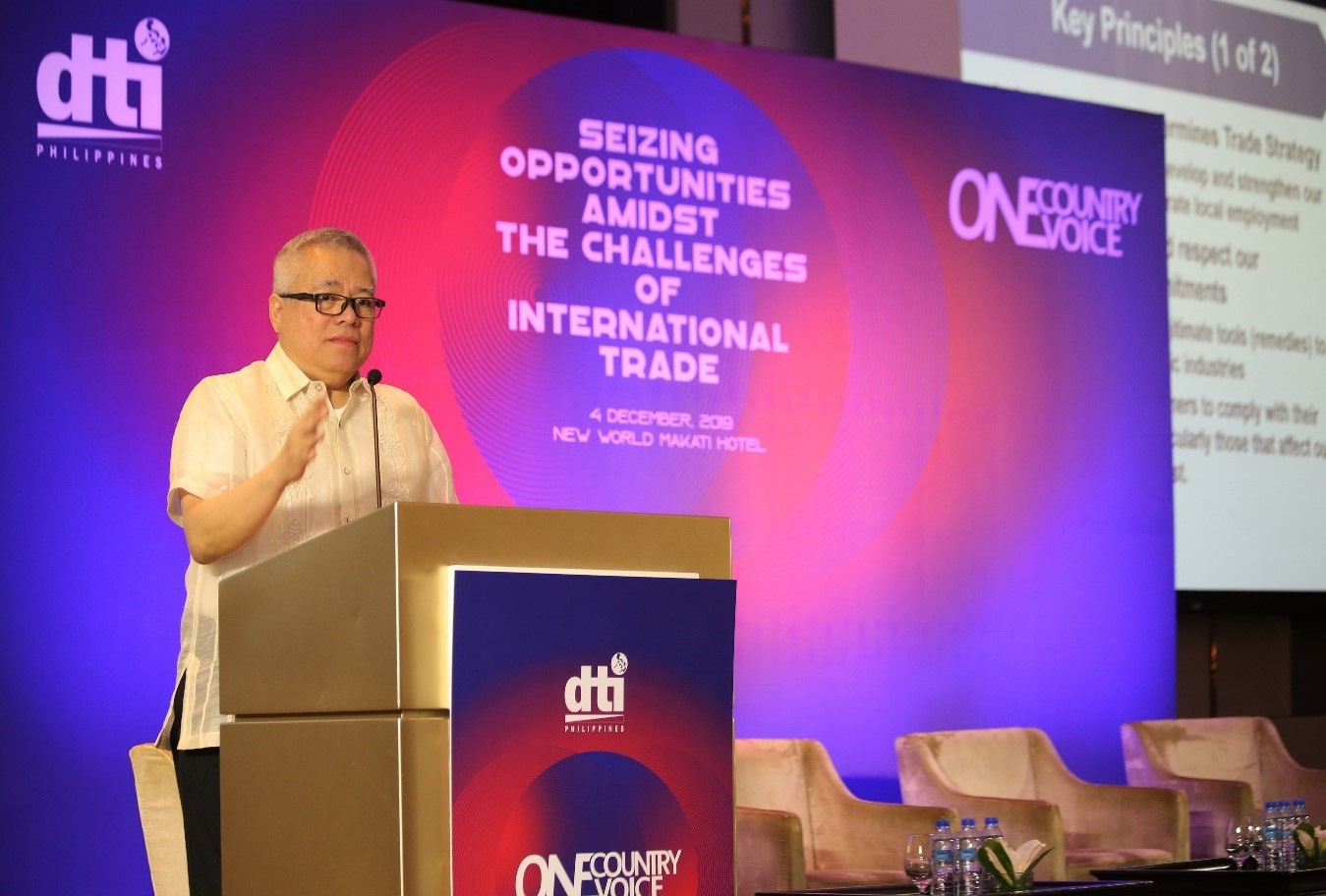 PH sets to seize opportunities, face challenges in international trade scene