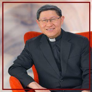 Cardinal Tagle is the new Prefect of Propaganda Fide