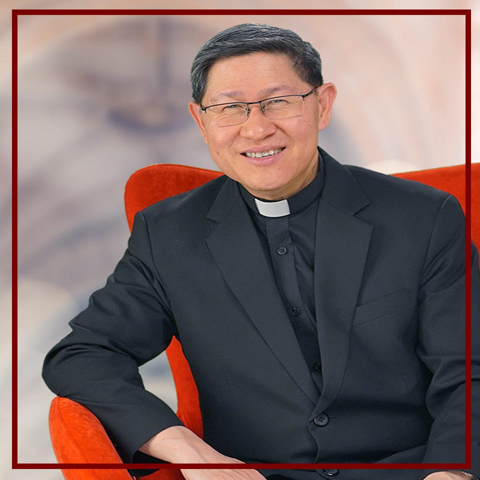 Cardinal Tagle is the new Prefect of Propaganda Fide