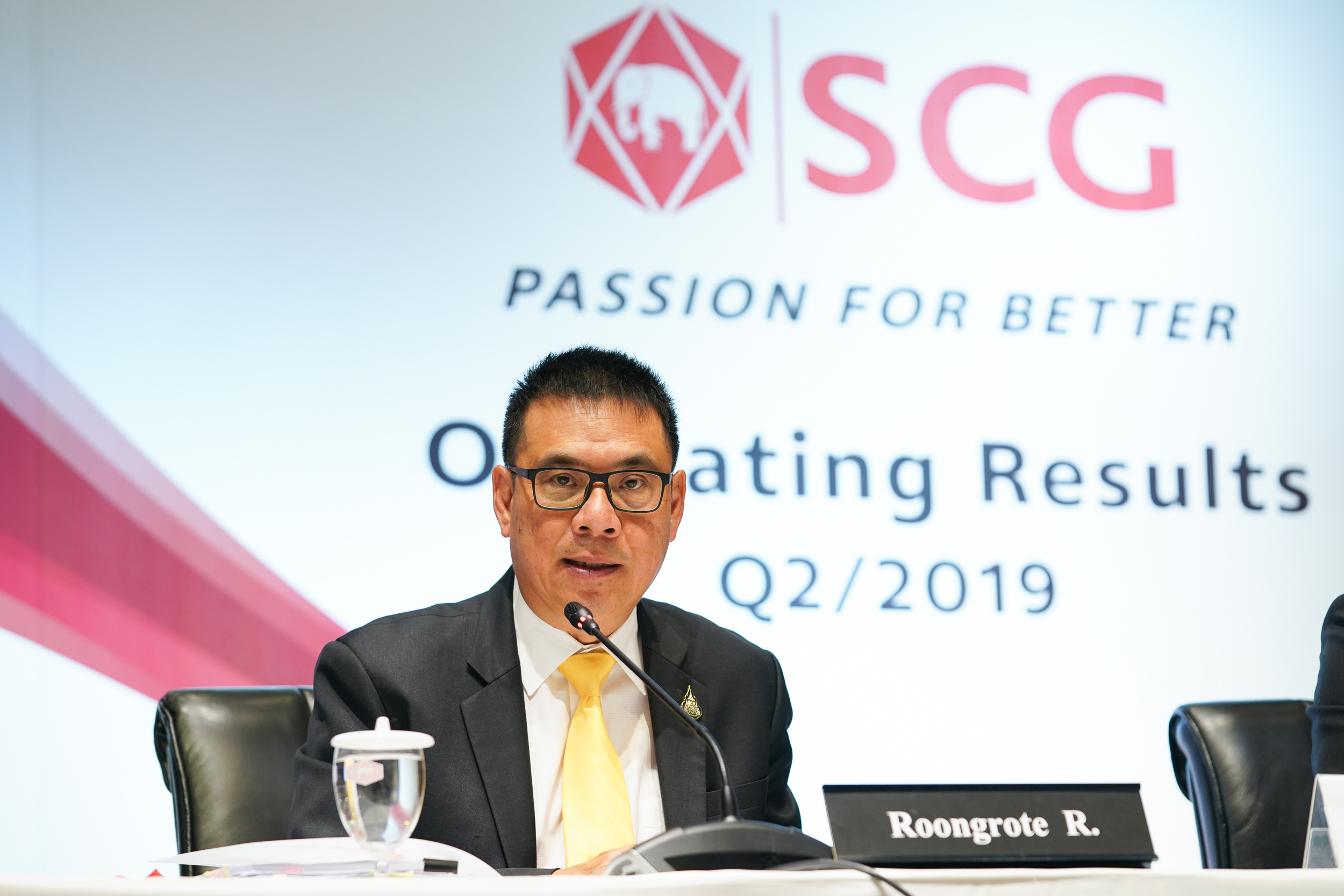 SCG sustains growth in cement and packaging business for Q32019