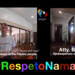 #RespetoNaman rolls out to end Gender-Based Violence across the country