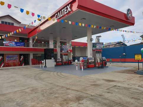 Caltex expands business, opens more gas stations across PH