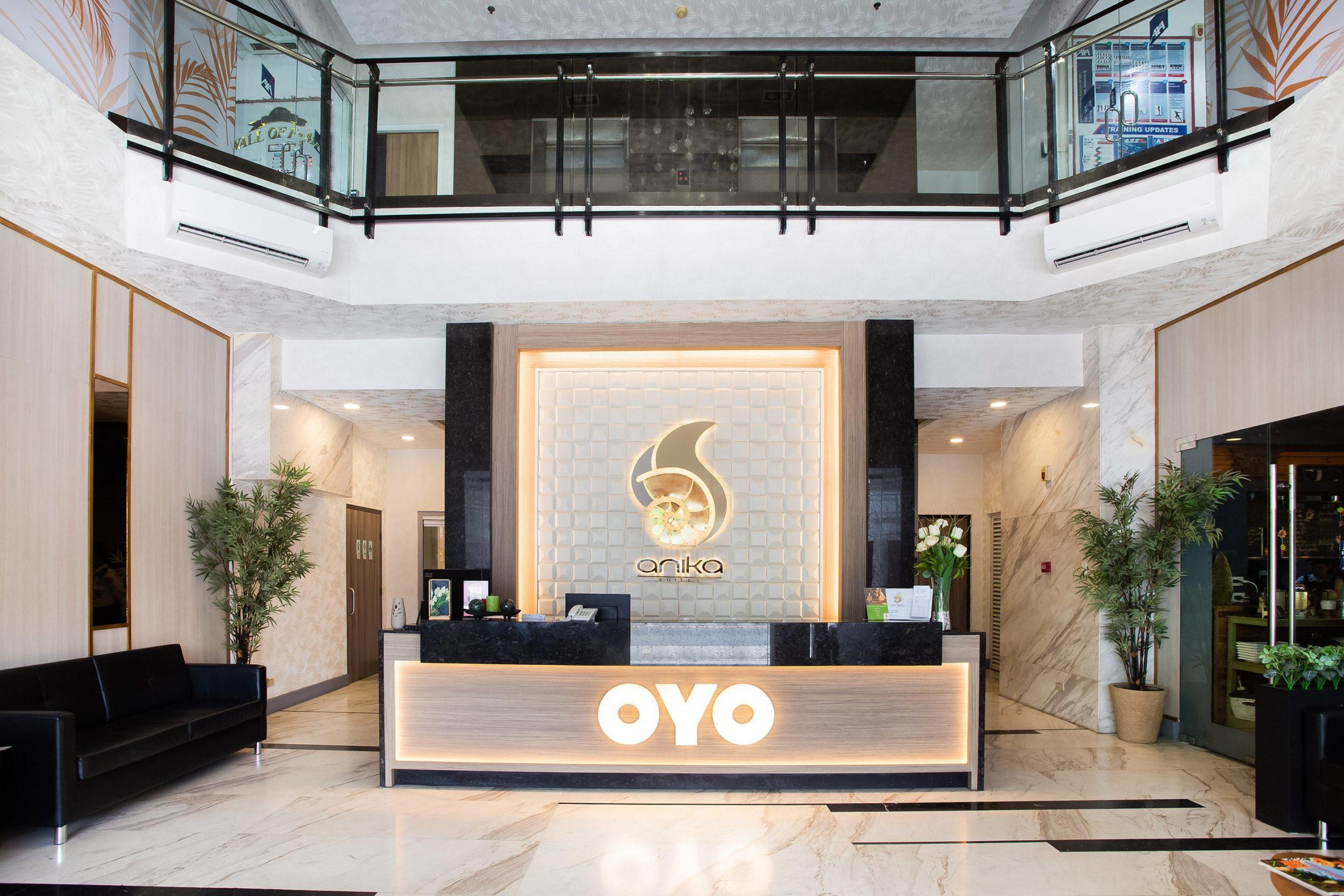 OYO Hotel, Anika Suites partner in Cebu City