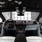 Rolls Royce Phantom unveils its million stitches car
