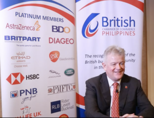 More British companies set eyes on PH 2020 investment opportunity