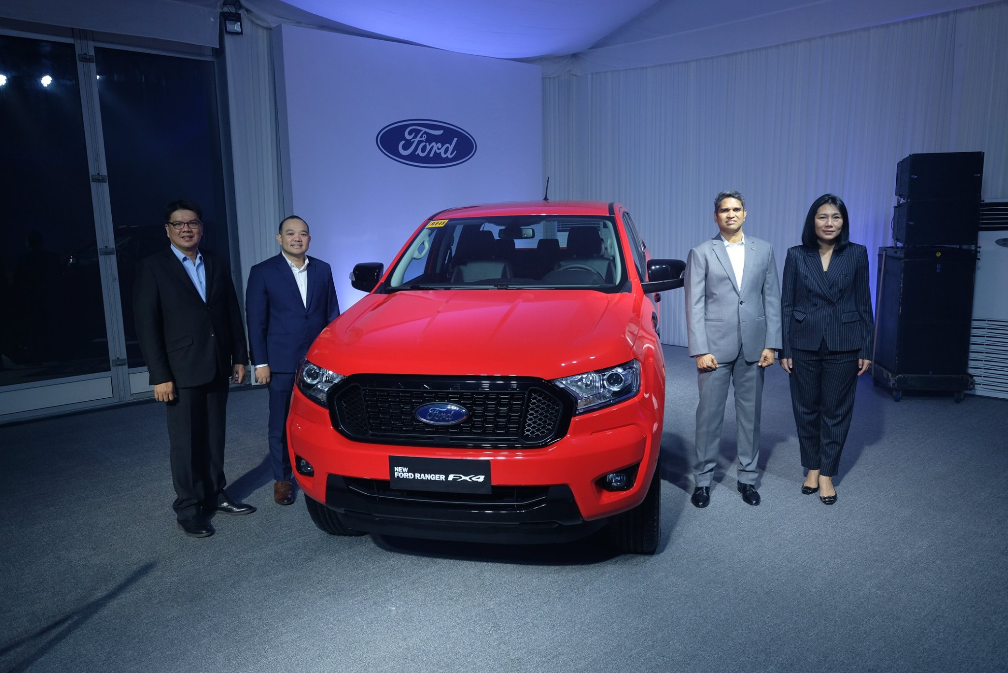 Ford Philippines unveils  New Ranger FX4, Upgraded Ranger Lineup