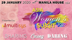 Multisys Technologies, ASIA CEO Forum roll out Asia Women's Summit 2020