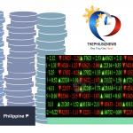 Stocks, Peso sustain gains
