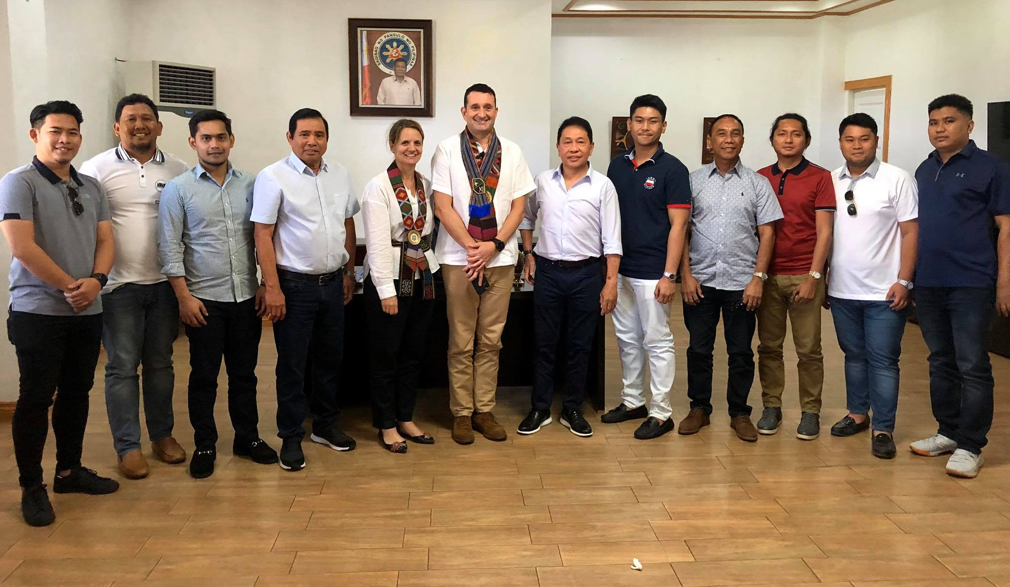 Norway goes to Sulu archipelago, continues mission to promote peace in PH