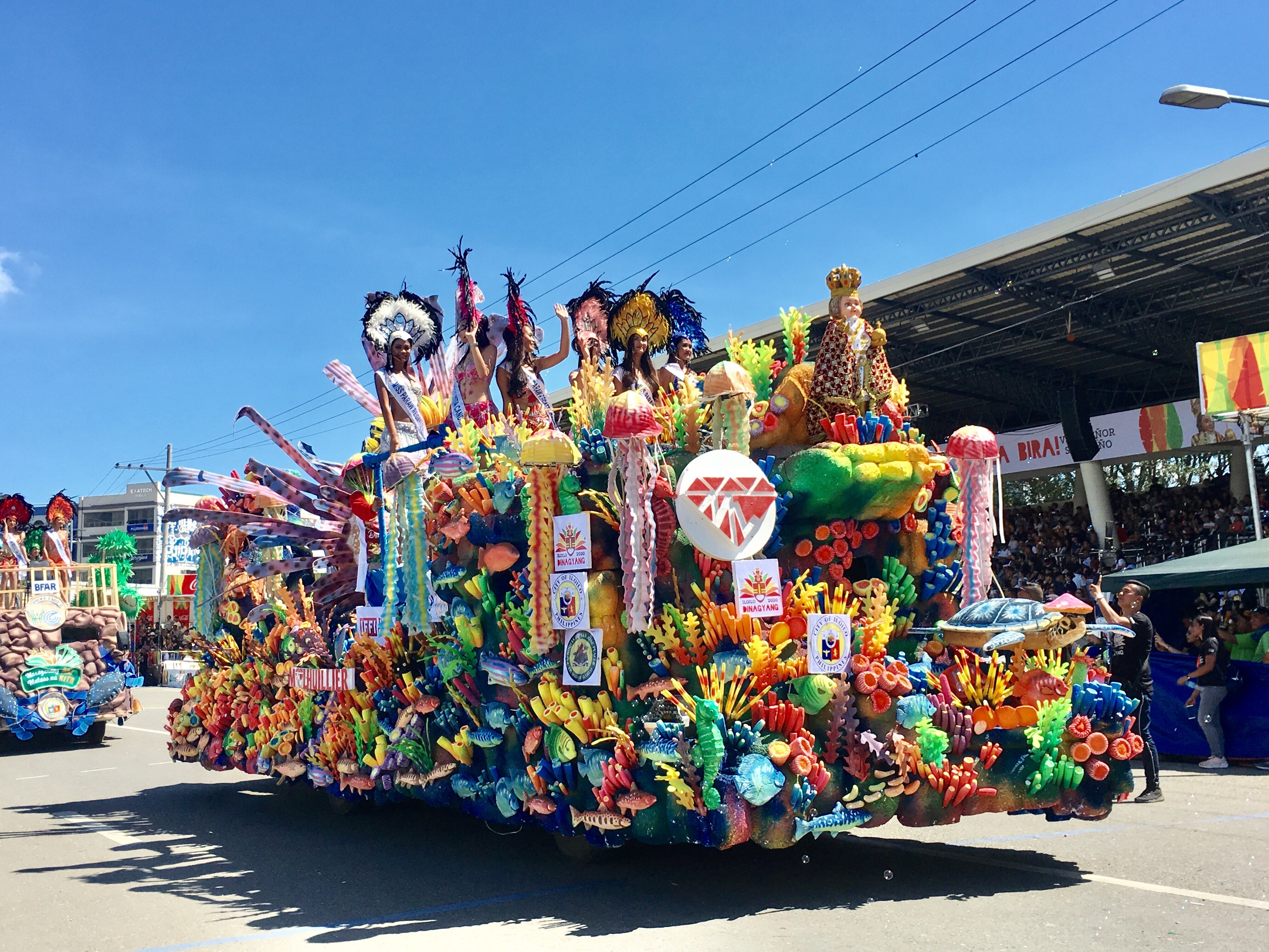 """Life of the Abyss"" captures the hearts of the Ilonggos at Dinagyang Festival 2020"