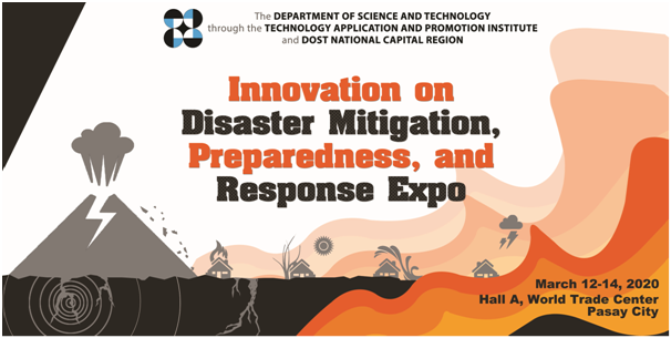 DOST pushes for disaster preparedness through expo