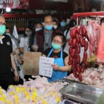 Government assures public of 'price freeze' during the quarantine