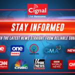 Cignal calls for public vigilance in the midst of COVID pandemic fake news