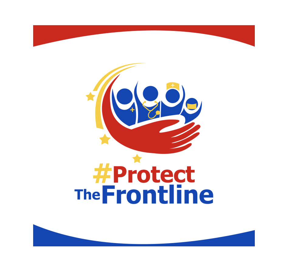 Health workers get support from #ProtectTheFrontline movement