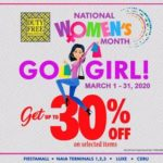 Duty Free honors women with month-long SALE