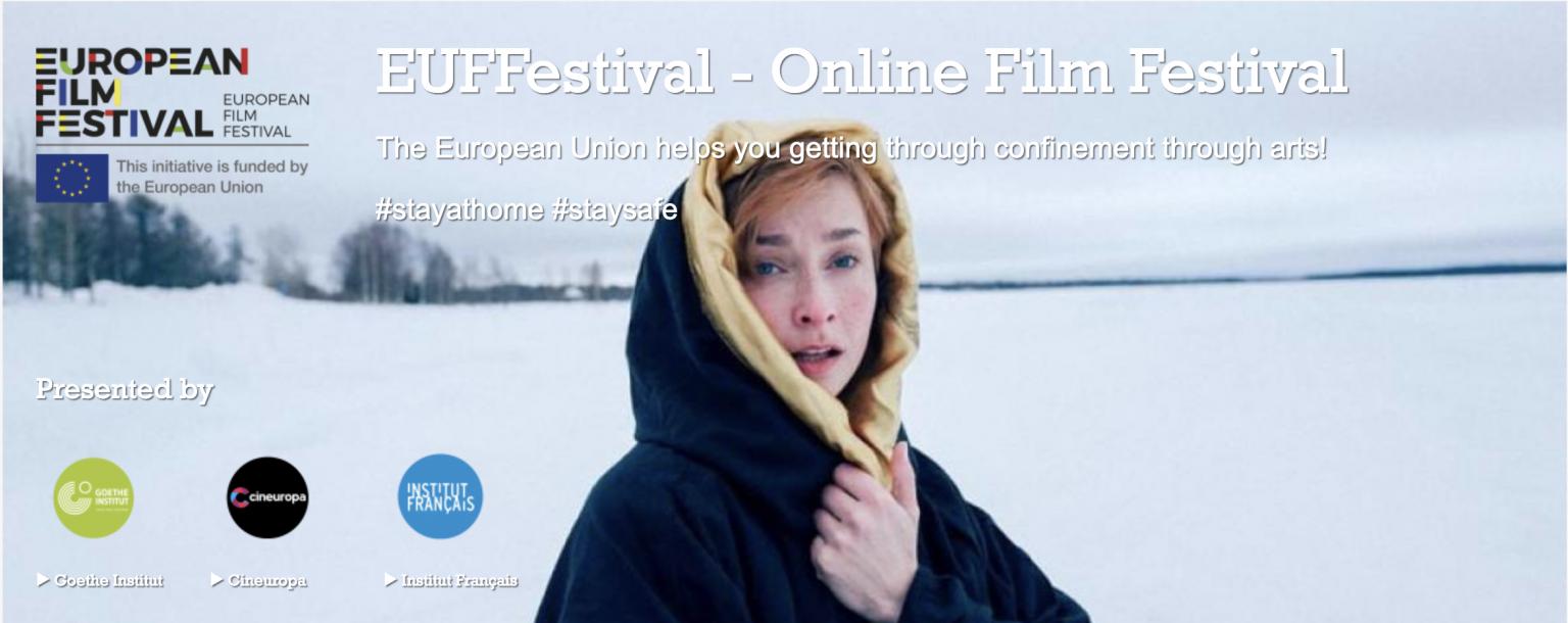 EU Delegation presents its first-ever online EU filmfest for Viva Europa 2020