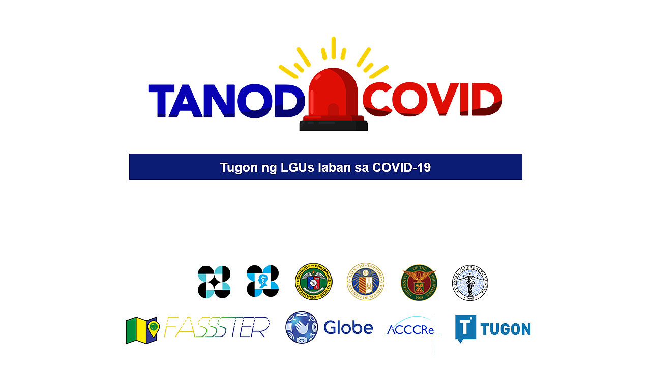 Globe, DOST launch TanodCOVID, to improve COVID-19 reporting and tracing