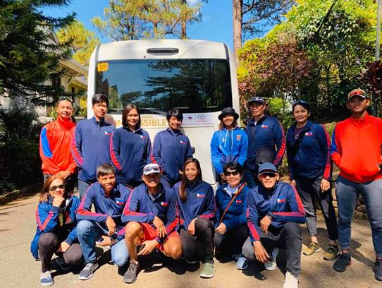 Philippine Rowing Team proves that passion seizes the impossible