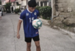 Pinoy football prodigy shares stage with professional football superstars in the return of LaLiga 2020