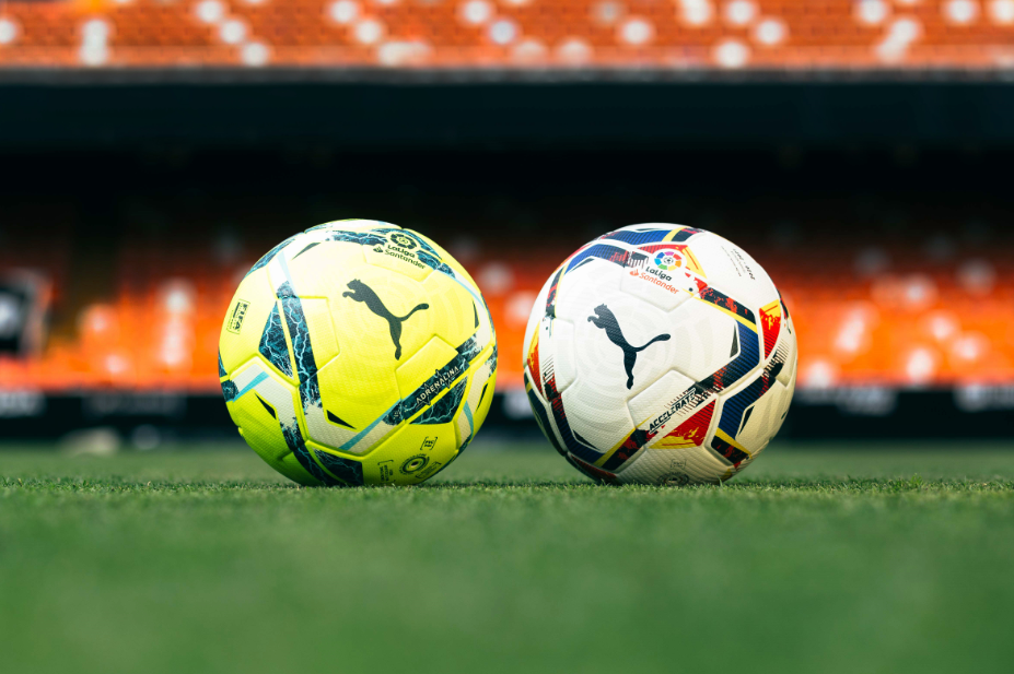 PUMA, LaLiga unveil official footballs for the 2020/21 season