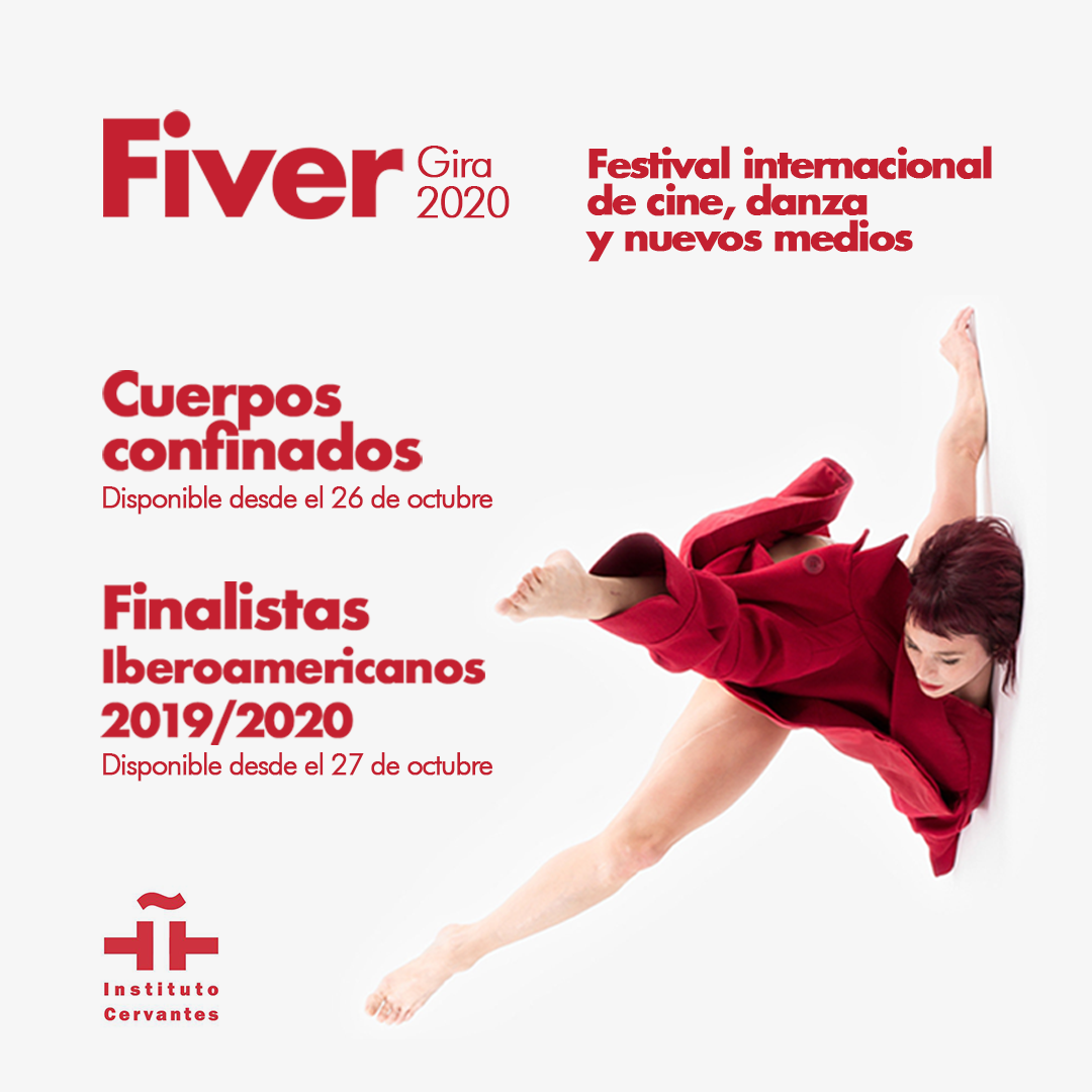 Instituto Cervantes showcases online the Best of Spanish contemporary dance
