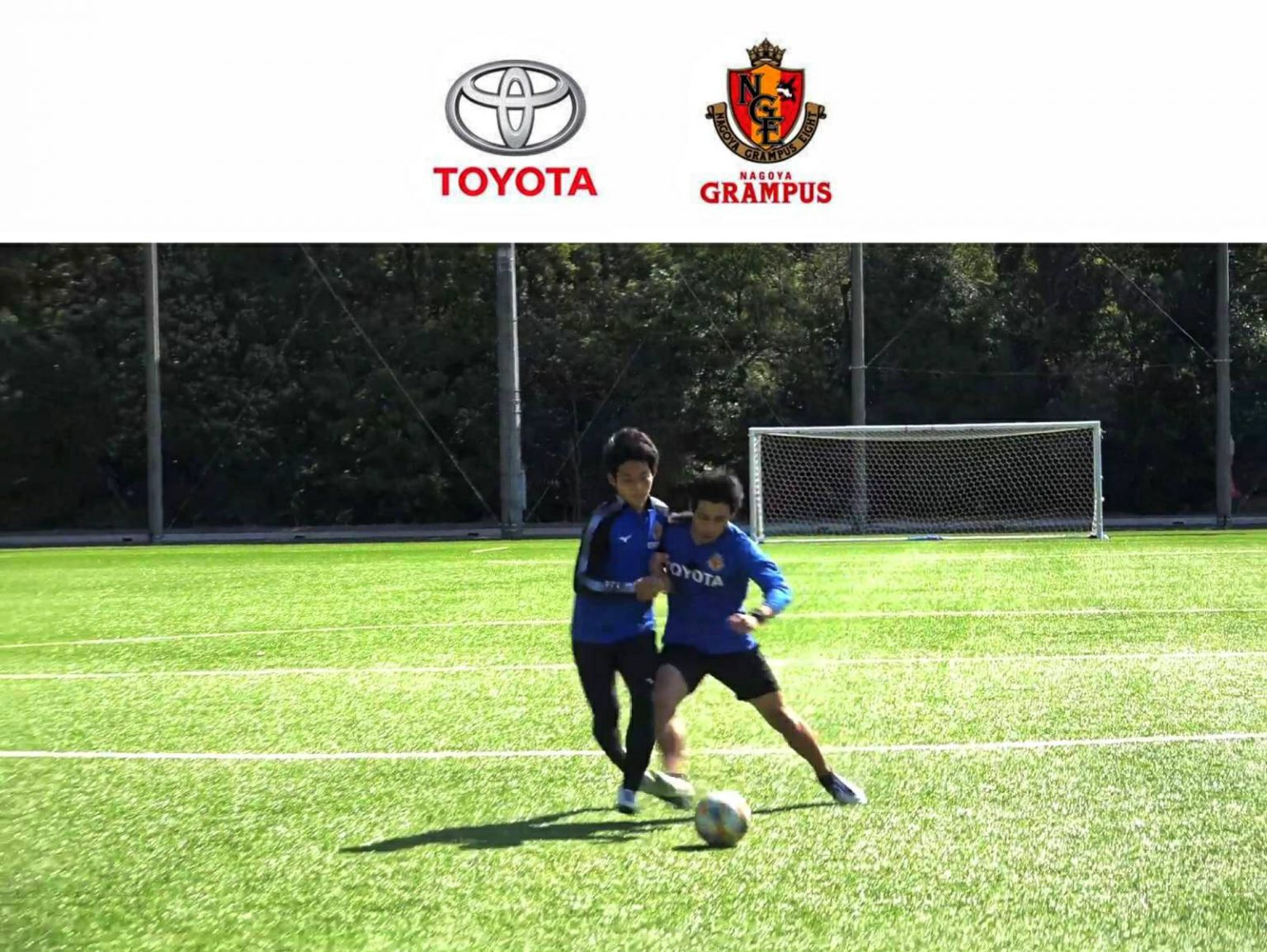 Toyota, Nagoya Grampus team up for 'Toyota Football for Tomorrow' in Southeast Asia