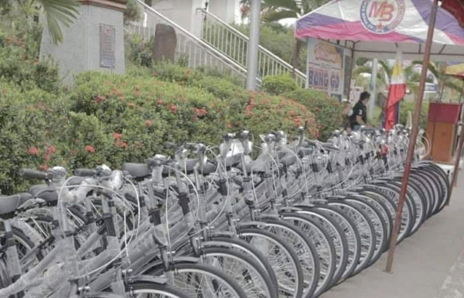Taytay aims to be Ph's first 'Bike City'