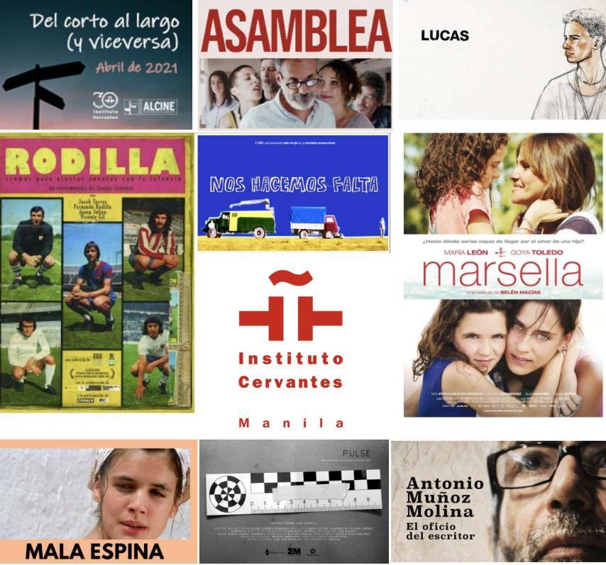 Instituto Cervantes unveils work of four contemporary Spanish filmmakers