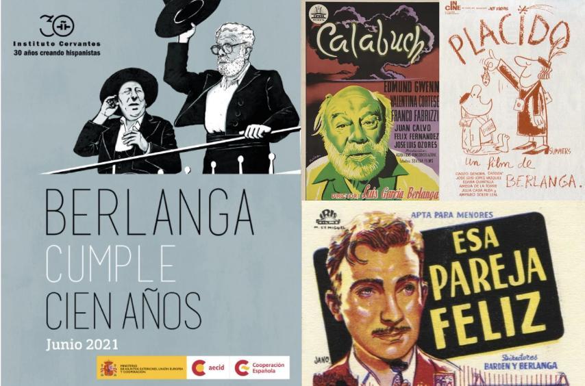 Instituto Cervantes celebrates the centenary of Spanish filmmaker García Berlanga