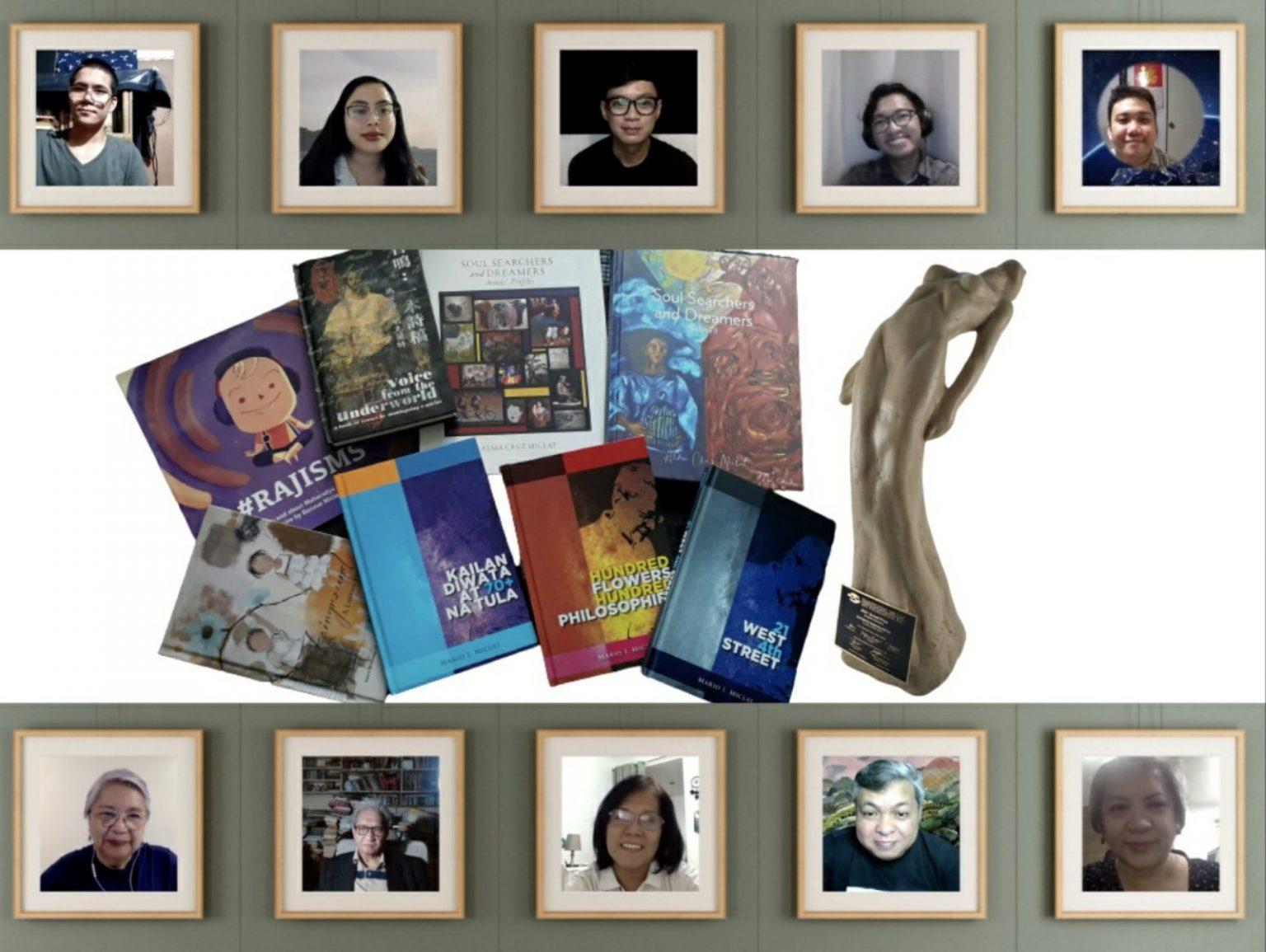 2 win big in 2021 Maningning Miclat Poetry Awards
